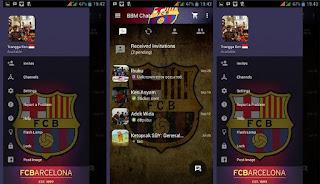Download Kumpulan BBM MOD Android Apk Terbaru v2.10.0.35