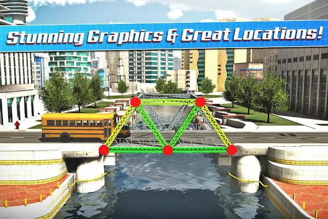 Bridge Construction Simulator v1.2.7 MOD