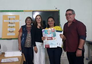 Educação de Guarabira e Instituto Alpargatas renovam parceria e lançam Prêmio Nacional de Educação 2019