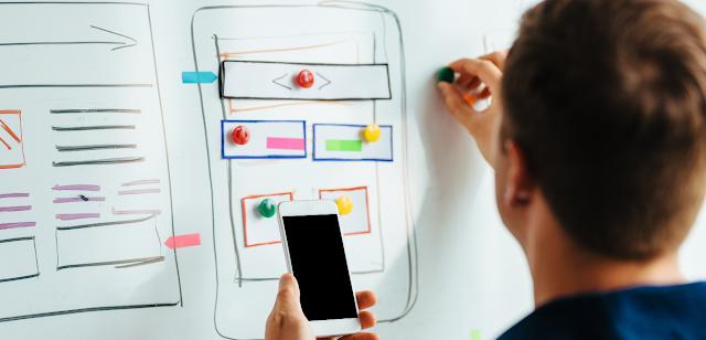 4 Stages of Website Design