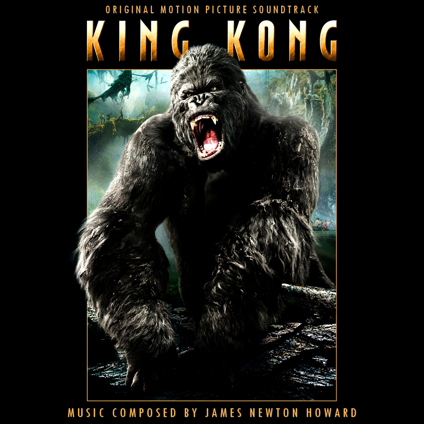 Darrow >> Renovatio Records: King Kong