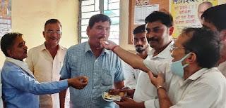 सत्यवीर सिंह बनाए गए प्रदेश सचिव कांग्रेस कार्यकर्ताओं में खुशी कि लहर | #NayaSaberaNetwork
