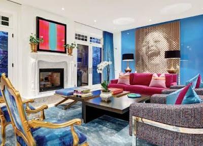 Maximalism Style House