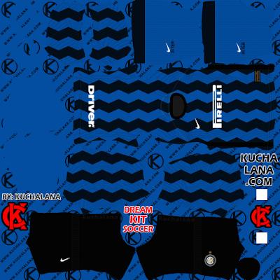 Inter Milan Kits 2020 21 Dls20 Kits Kuchalana