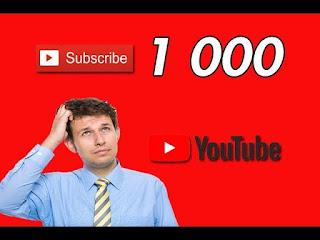 هل يجب أن تحصد قناتي 1,000 مشترك أو 4,000 ساعة مشاهدة