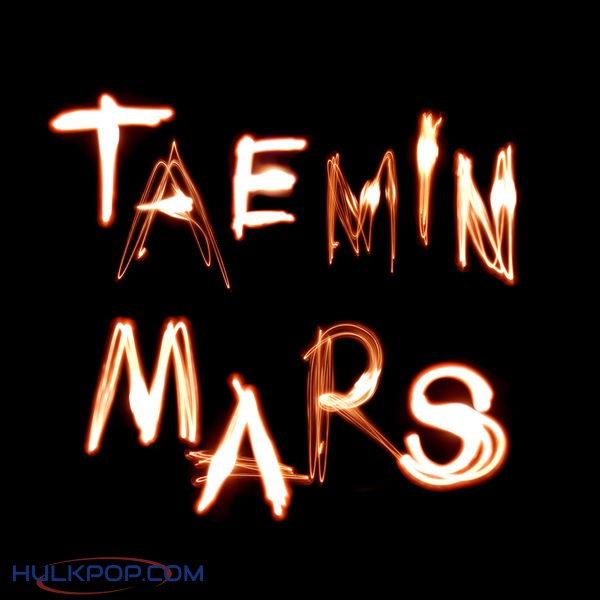 TAEMIN – Mars -Japanese Ver.- – Single
