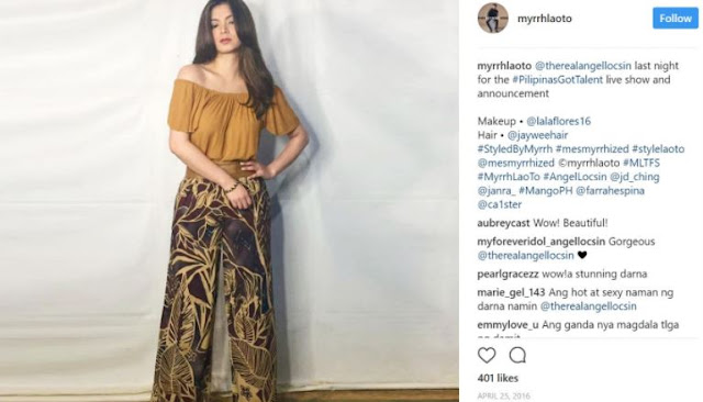 MUST SEE: Compilation Of Angel Locsin's Outfits That Can Prove That She Really Is A 'Slay Queen'
