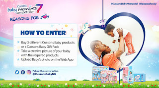 Cusson Baby Moment (CBM 7) Online Voting Guidelines 2020