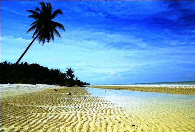 Pantai Rupat Utara Riau yang Makin Dikenal Dunia