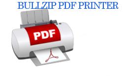 Bullzip PDF Printer Download For Windows
