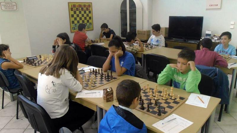 Στο κορυφαίο Πανελλήνιο Πρωτάθλημα Παίδων - Κορασίδων η εφηβική σκακιστική ομάδα του Εθνικού