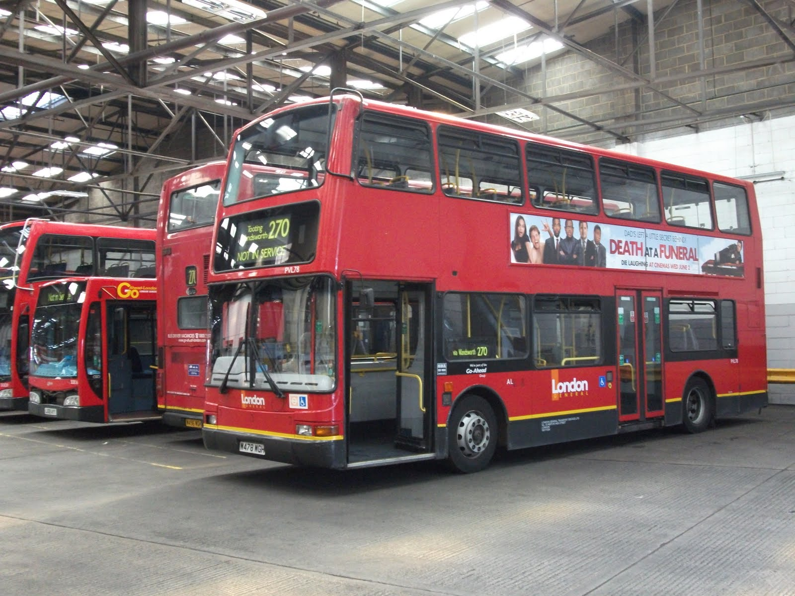 Omsi 2 London Buses Route 278 – Meta Morphoz