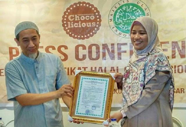 "Chocolicious Indonesia Enggan Ucapkan Selamat Natal, Begini ""Serbuan"" Netizen"