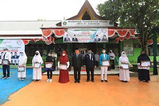 Peringati Hari Amal Bakti Kementerian Agama