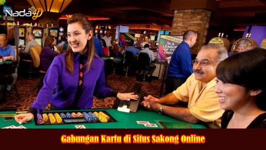 Gabungan Kartu di Situs Sakong Online