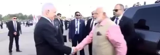 India's friend Israel has made China and Pakistan sleepless