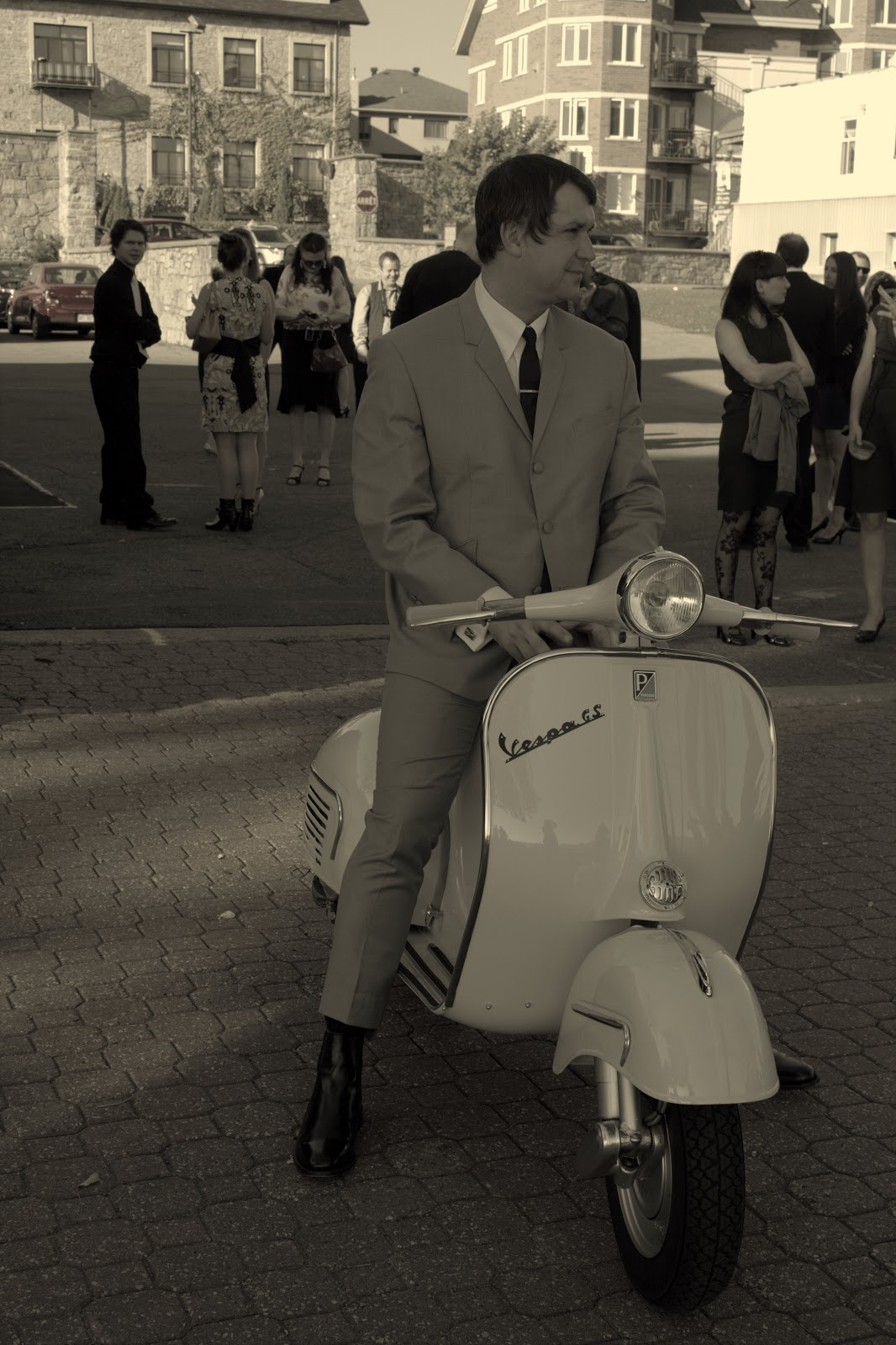 160 Best Actresses Images On Pinterest: Parka Avenue: What Is The Ultimate Mod Scooter? Vespa Vs