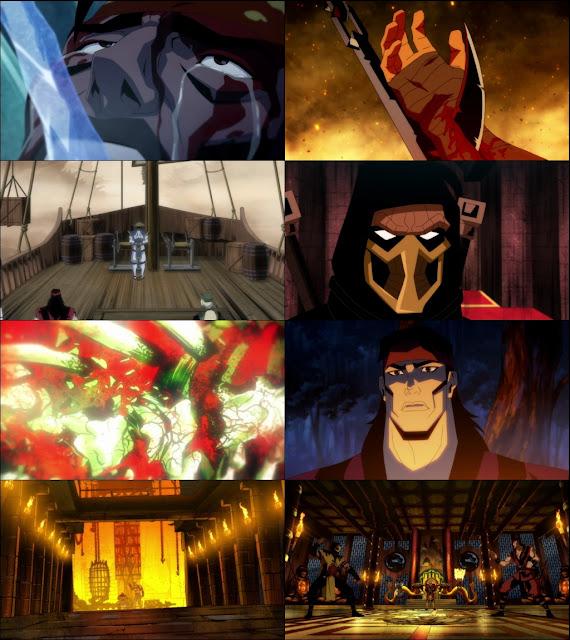 Mortal Kombat Legends: Scorpions Revenge 2020 English 720p BluRay