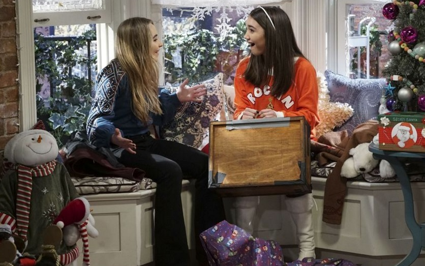 Girl Meets World - Girl Meets A Christmas Maya - Review