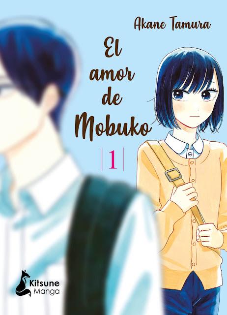 Kitsune Books licencia el manga Mobuko no Koi.