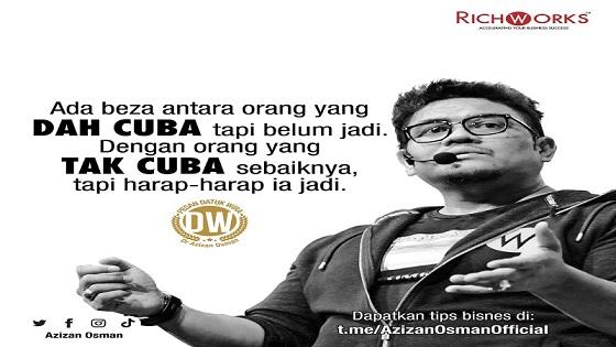 RichWorks Taja Pendaftaran Percuma Program Virtual Online Kuasai Marketing 2021