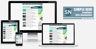 Simple Neni High CTR adsense friendly blog theme