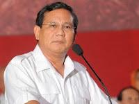 Bocor dan Kehabisan Modal, Prabowo Galang Donasi