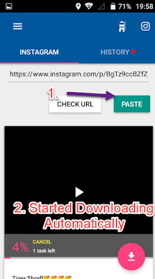 Download Videos from Instagram