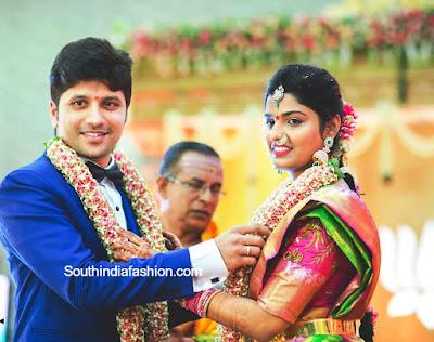Varsha-Reddy-Prabhu-Thej-engagement-photos
