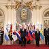 Macri recibió las cartas credenciales de embajadores