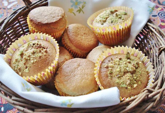 Grain Free Plain Sponge Cakes