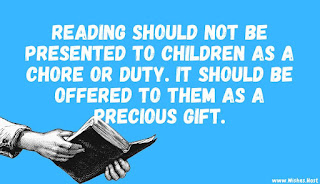 book and reading quotes for kids