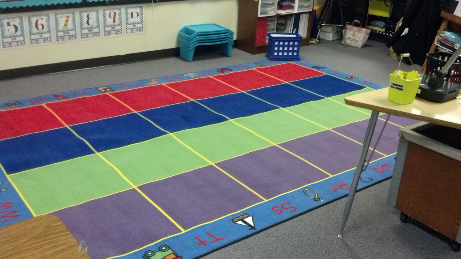 rugs for classroom  Roselawnlutheran