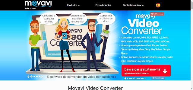 Movavi Video Converter, el convertidor más potente para Mac y Windows