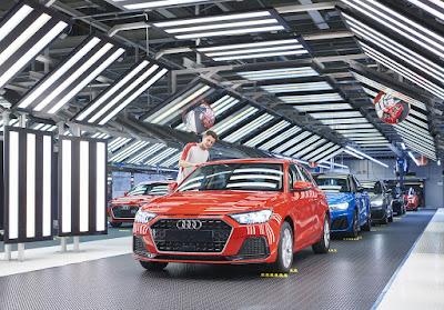 SEAT Martorell con opciones a fabricar el futuro Audi Q2.