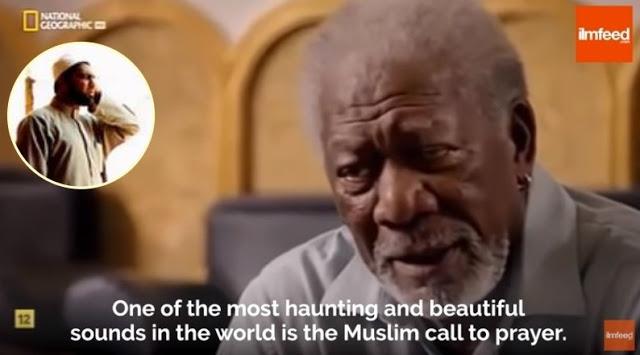 Bintang Hollywood: Azan adalah salah satu suara paling indah di dunia