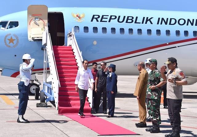 Presiden Jokowi Akan Meresmikan Bendungan Rotiklot di Provinsi Nusa Tenggara Timur