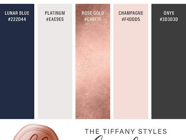 The Tiffany Styles Custom Branding Collection