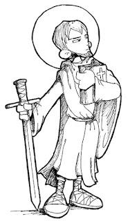 Dibujos para catequesis: SAN PABLO