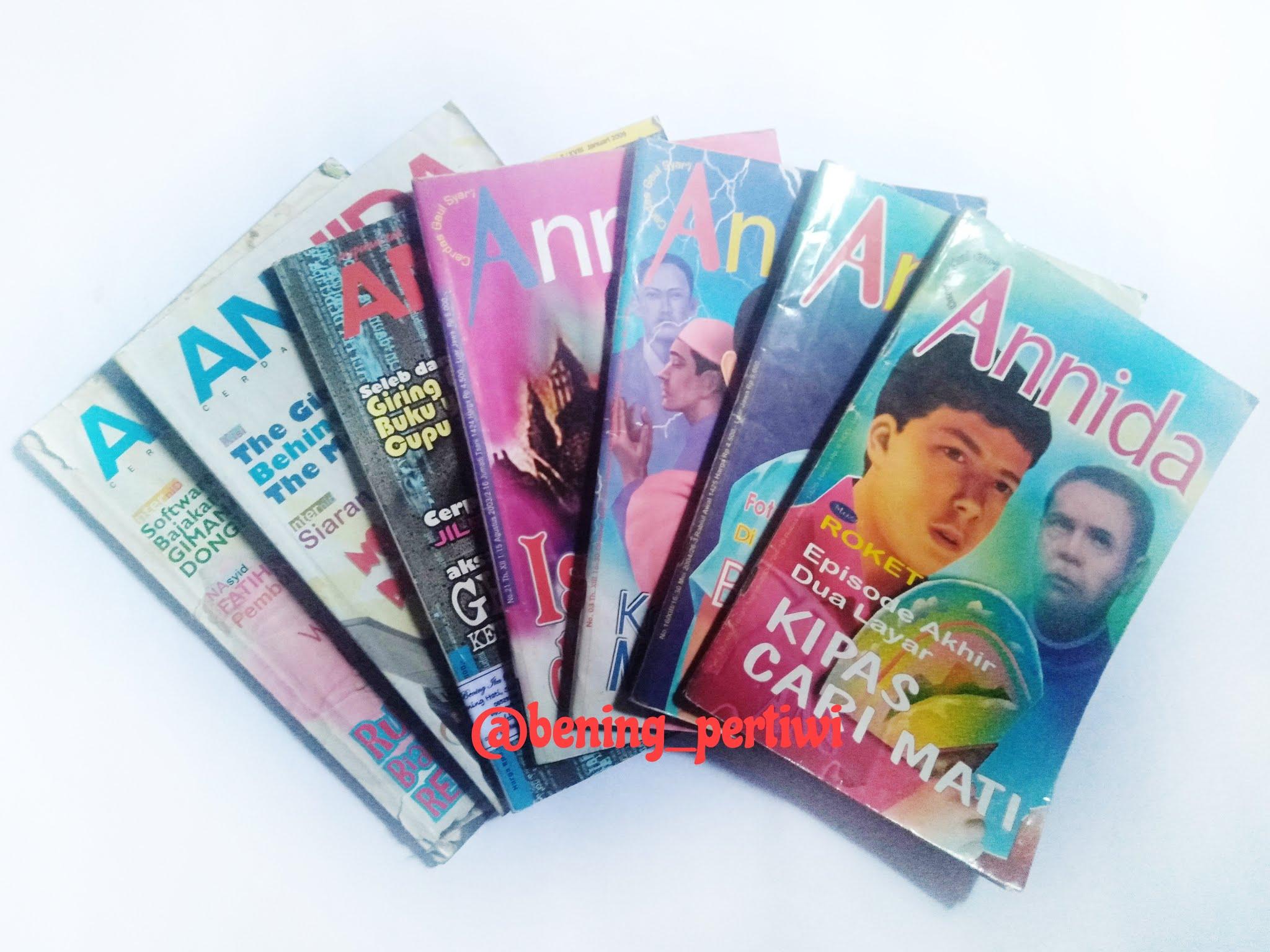 Majalah remaja annida
