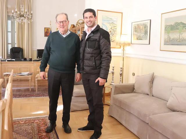 Για προβλήματα της Κοιλάδας ενημερώθηκε ο Περιφερειάρχης Πελοποννήσου