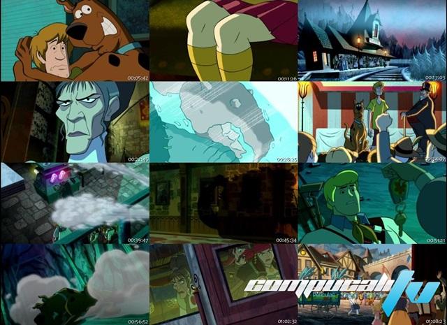 Scooby-Doo y el Frankenmonstruo DVDRip Latino