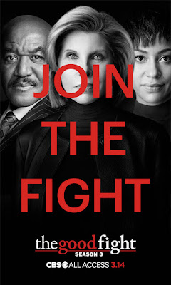 The Good Fight Season 3 Poster 1
