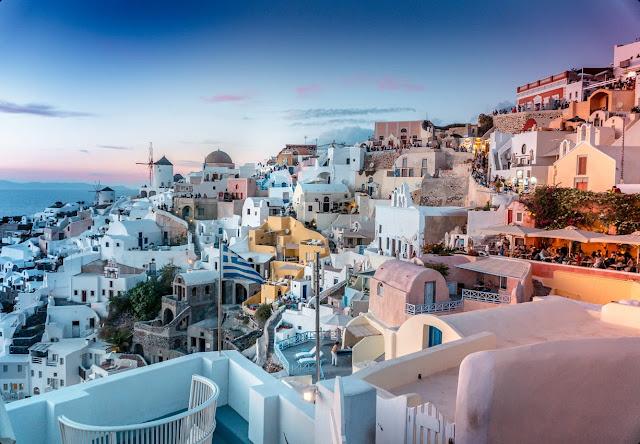 viajar grécia santorini férias