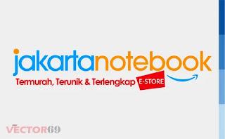 Logo JakartaNotebook - Download Vector File EPS (Encapsulated PostScript)