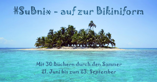 #Subnix - auf zur Bikiniform oder wie kommt man mit 30 Bücherrn durch den Sommer