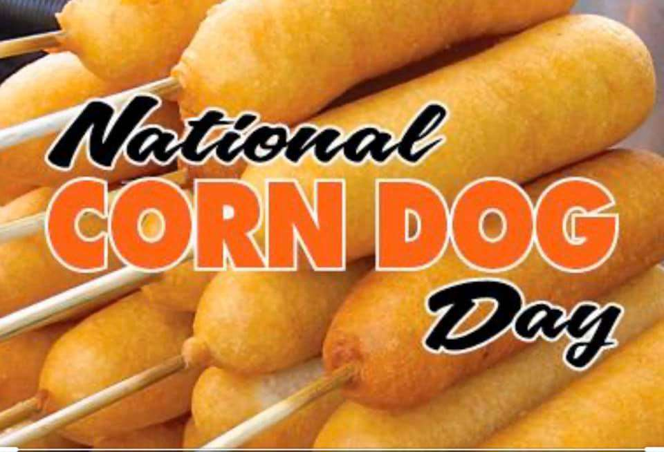 National Corn Dog Day Wishes Pics