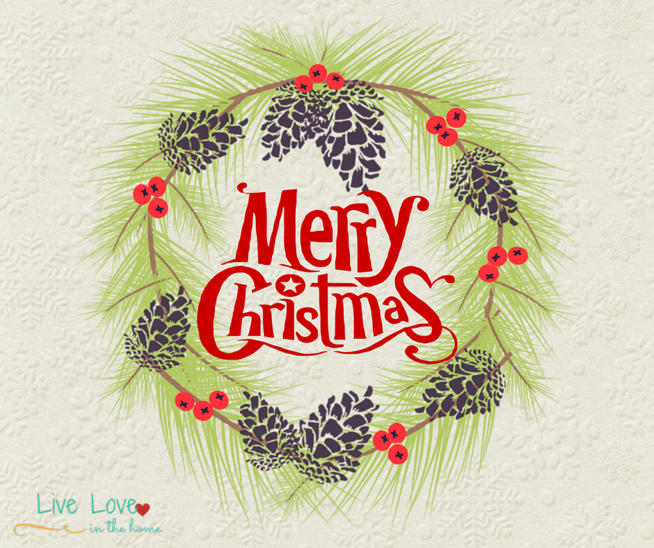 Merry Christmas to All | 2014 | Live Love in the Home
