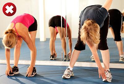 Kan du gøre øvelser, når du oplever smerte?