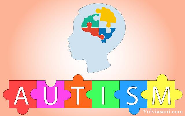 Tanda -Tanda Autism Spectrum Disorder